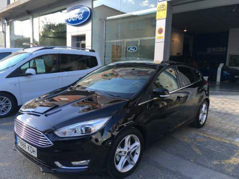Ford Focus 1.0 Ecoboost A-S-S 92kW Titanium