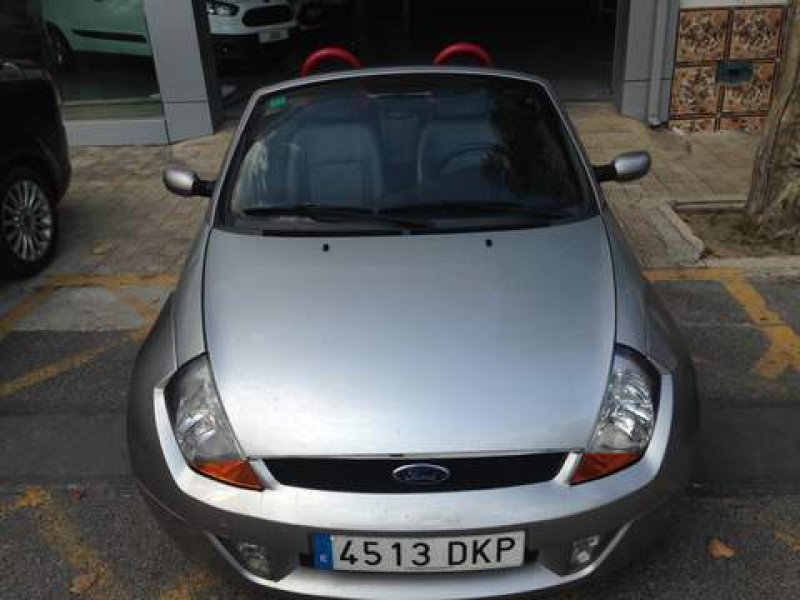 Ford Streetka 1.6i Luxury