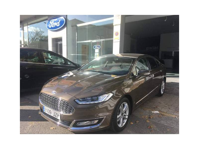Ford Mondeo 2.0 TDCi 132kW AWD PowShift   Sed. Vignale