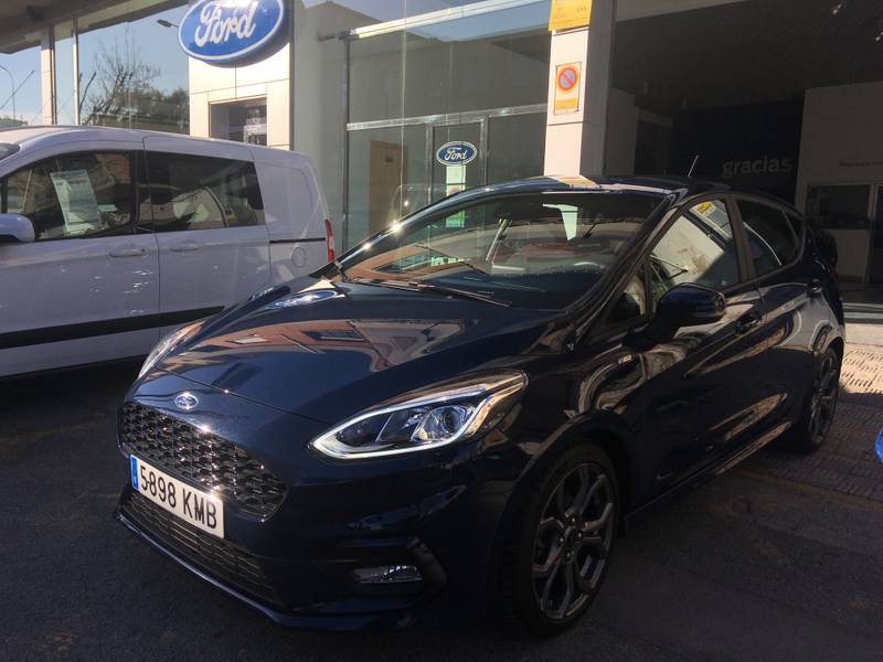Ford Fiesta 1.0 EcoBoost 92kW   S/S 5p ST-Line