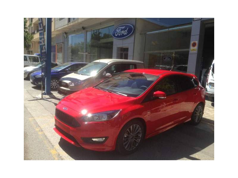 Ford Focus 1.5 TDCi E6 88kW (120CV) ST-Line