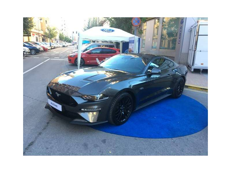 Ford Mustang 5.0 Ti-VCT V8 418cv   A.(Fast.) Mustang GT