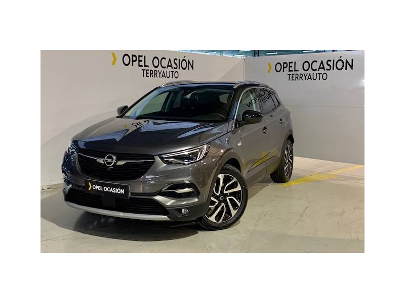 Opel Grandland X 1.2 Turbo 130cv Ultimate