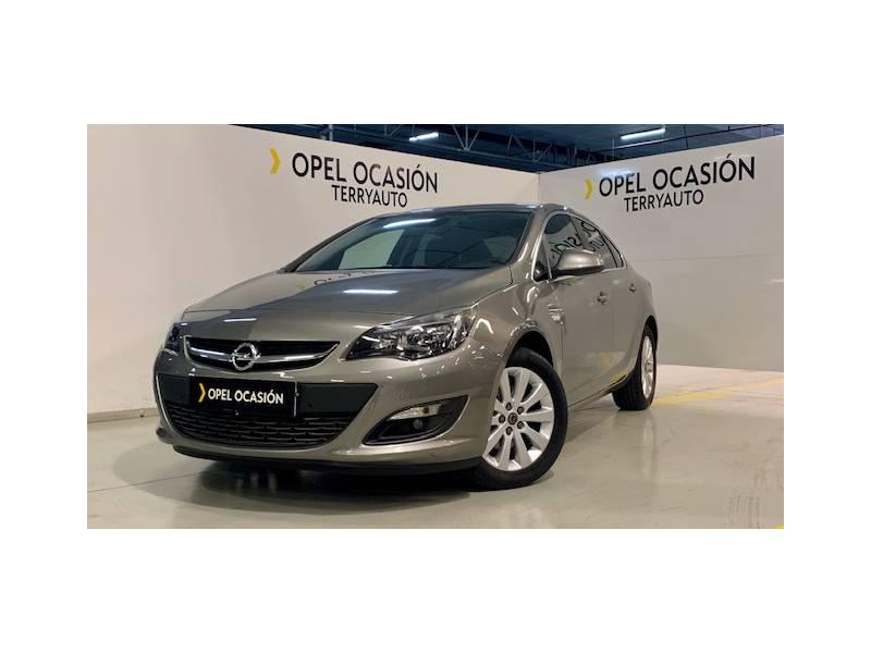 Opel Astra Sedán 1.6 CDTI  110cv