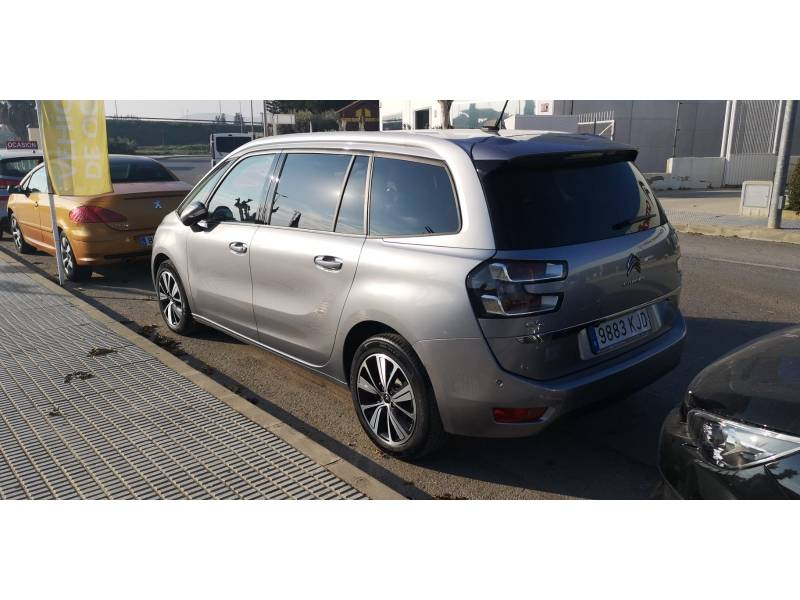 Citröen Grand C4 Picasso BlueHDi 110KW (150CV) EAT6 Shine