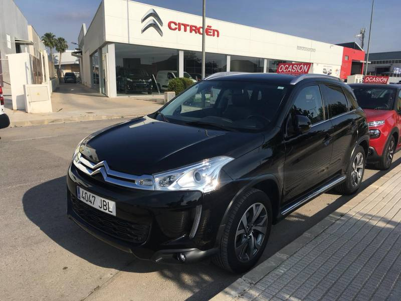 Citröen C4 Aircross 1.6 HDi 115cv Exclusive