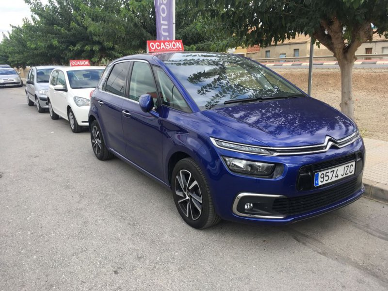 Citroën C4 Picasso BlueHDi 120cv Feel