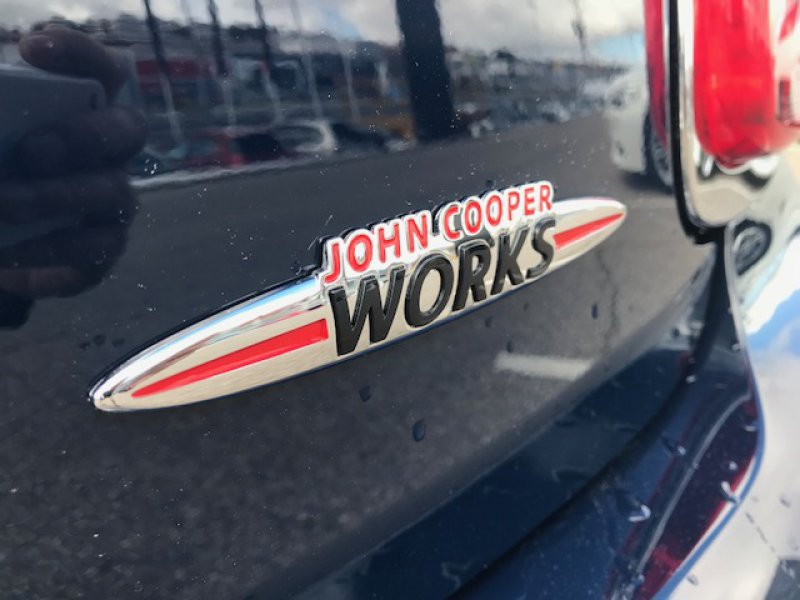 Mini John Cooper Works 1600