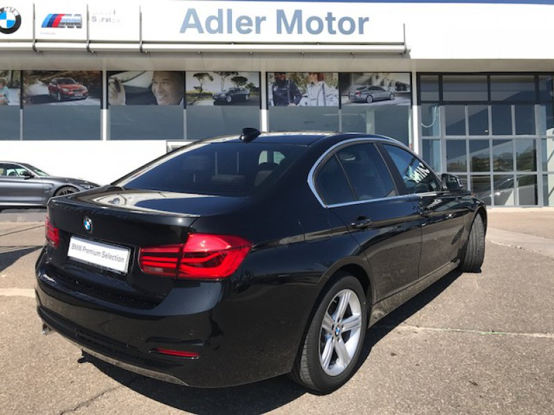 BMW Serie 3 318d ADVANTAGE