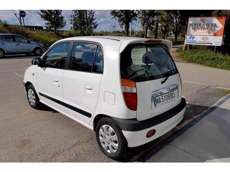 Hyundai Atos Prime 1.0 GLS