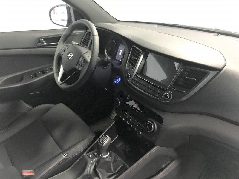 Hyundai Tucson 2.0 CRDi 100kW (136CV) Sky 4x4 Go!