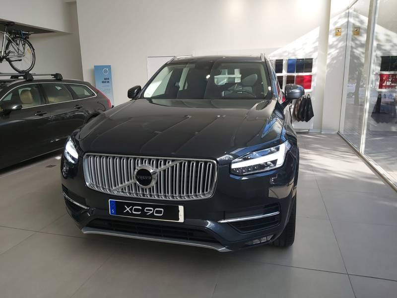 Volvo XC90 2.0 T6 AWD   Auto Inscription