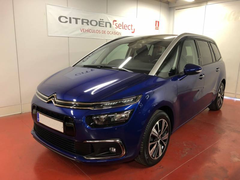 Citröen Grand C4 Picasso PureTech 130 S&S 6v EAT6 Feel