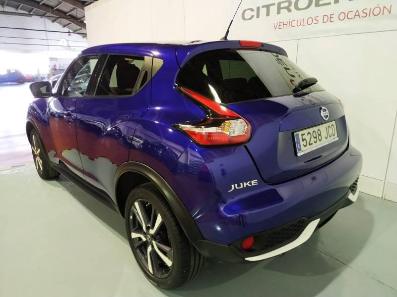Nissan Juke 1.2 DIG-T   4X2 Ext1 Blanco TEKNA PREMIUM