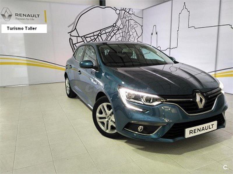 Renault Mégane Energy dCi 81kW (110CV) EDC Zen