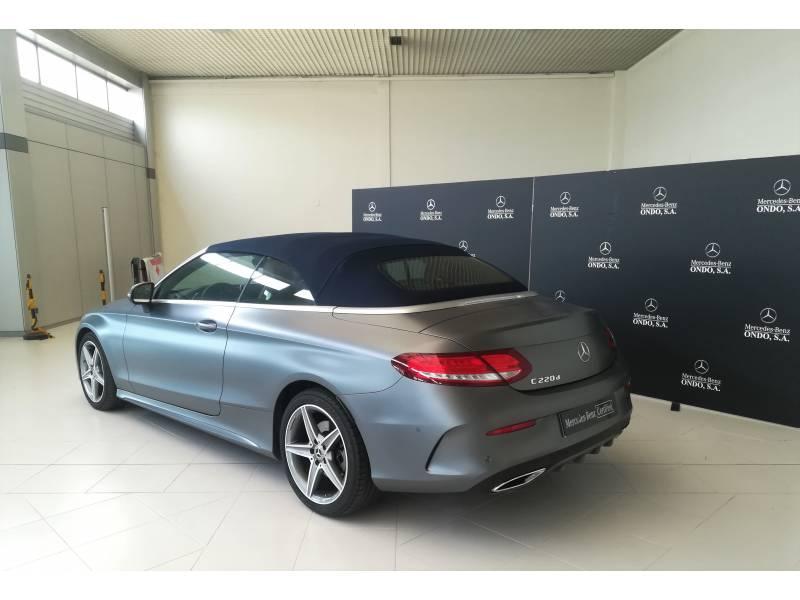Mercedes-Benz Clase C C Cabrio 220 d -