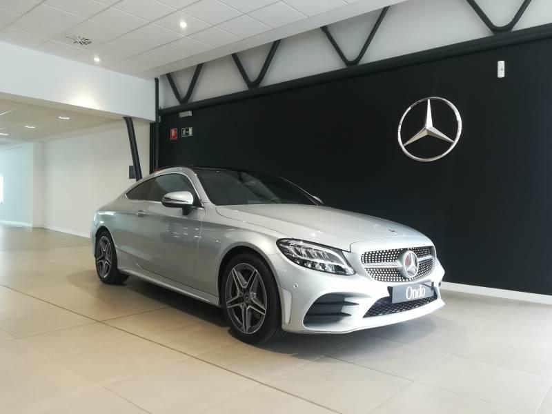 Mercedes-Benz Clase C C Coupé 220 d -