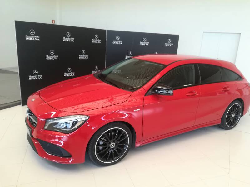Mercedes-Benz Clase CLA CLA 200 d Shooting Brake -