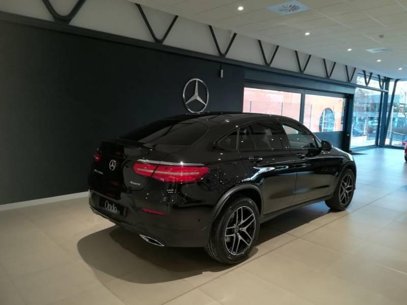 Mercedes-Benz Clase GLC GLC 220 d 4MATIC -
