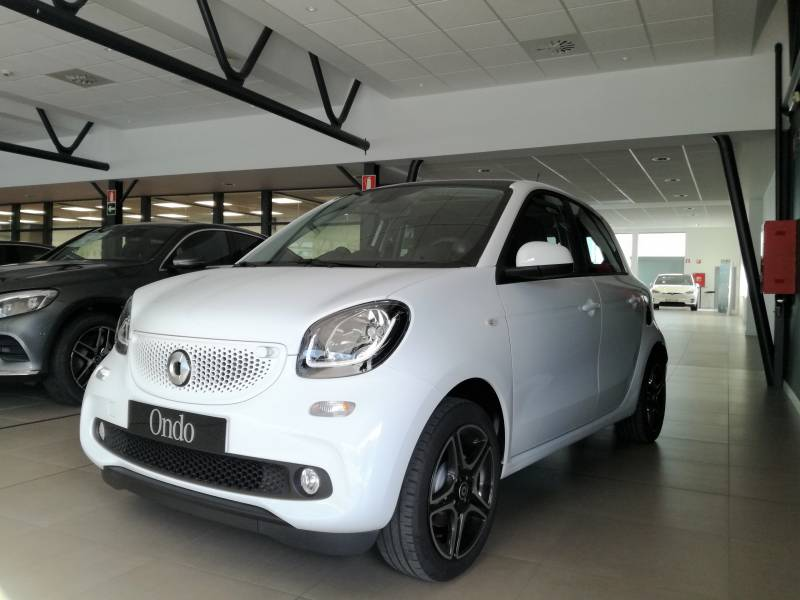 Smart Forfour 0.9 66kW (90CV) S/S -