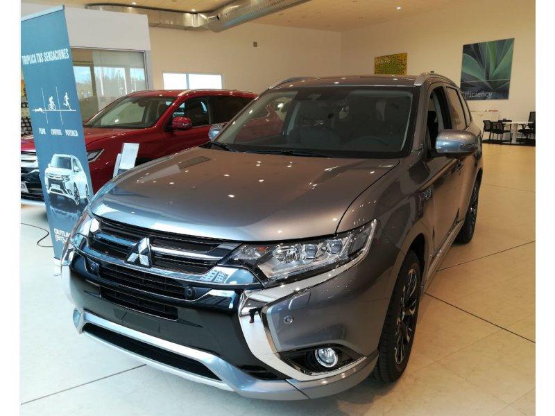 Mitsubishi Outlander HIBRIDO ENCHUFABLE PHEV KAITEKI