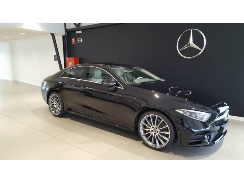 Mercedes-Benz Clase CLS CLS 350 d -