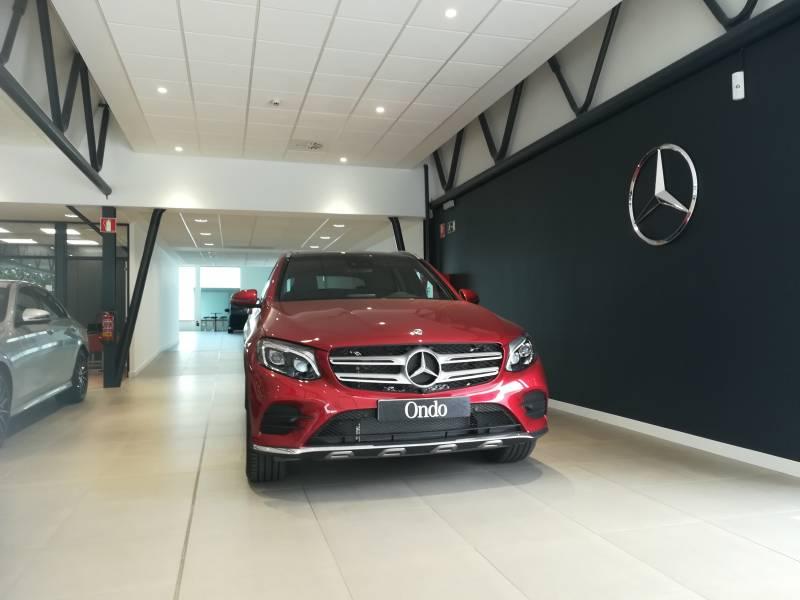 Mercedes-Benz Clase GLC GLC 250 4MATIC -