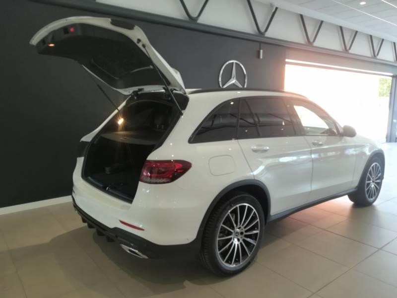 Mercedes-Benz Clase GLC GLC 200 d 4MATIC -