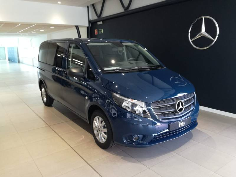 Mercedes-Benz Vito 114 CDI Tourer   Compacta Select