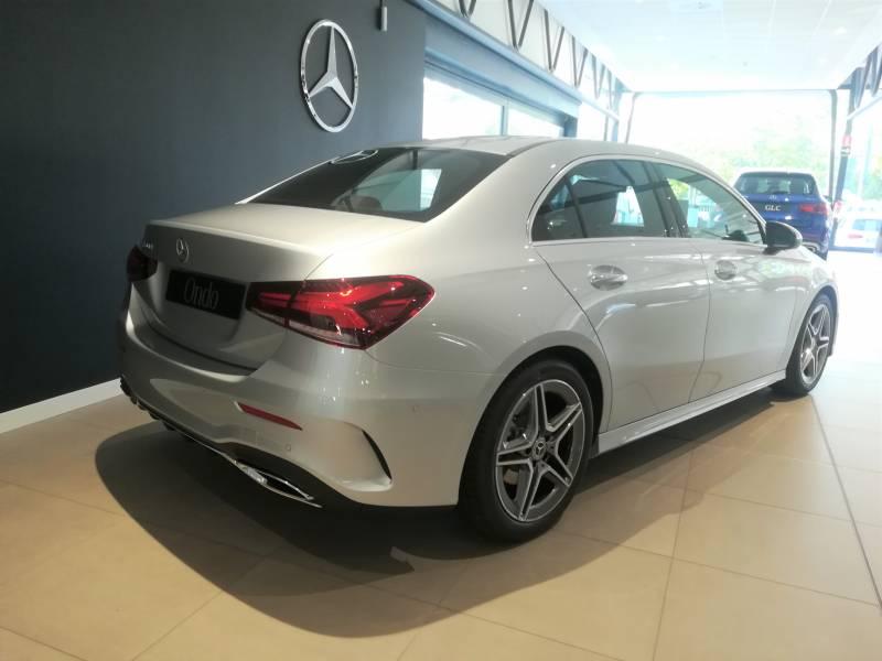 Mercedes-Benz Clase A Sedán A 200 d -