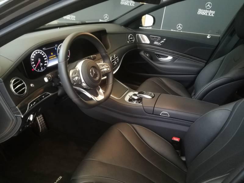 Mercedes-Benz Clase S S 400 d 4MATIC -
