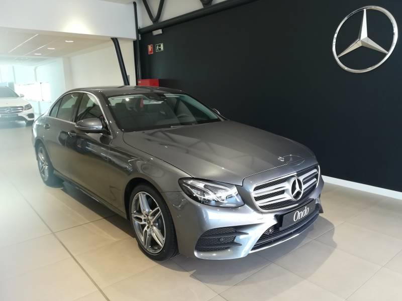 Mercedes-Benz Clase E E 220 d -