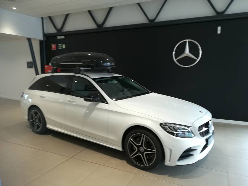 Mercedes-Benz Clase C C 200 Estate -