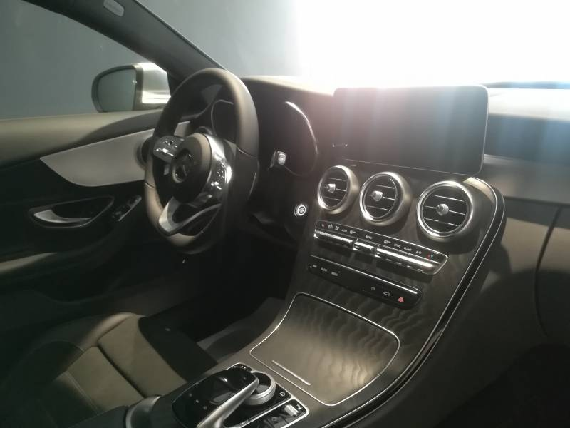 Mercedes-Benz Clase C C Coupé 220 d -