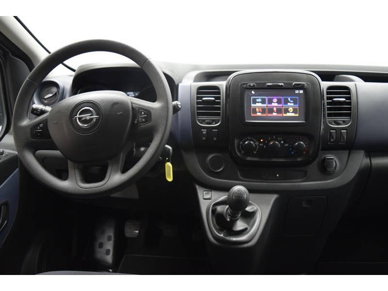 Opel Vivaro 1.6CDTI S/S 92kW (125CV) L2 2.9t Combi 9 -