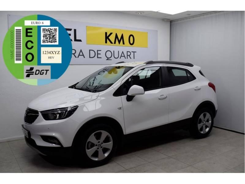 "Opel Mokka X 1.4 T 140CV ""GLP"" 4X2 103kW Selective"