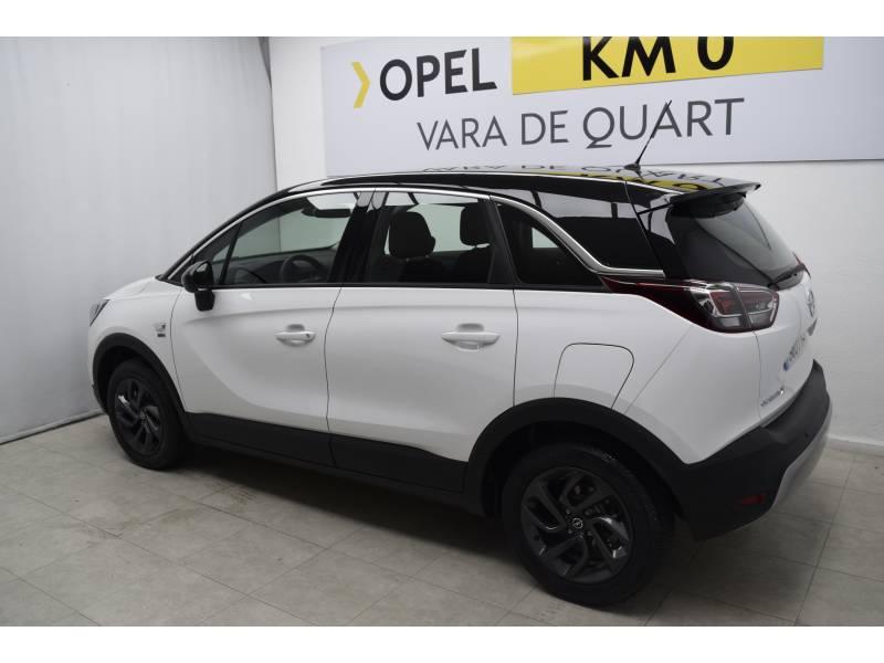 Opel Crossland X 1.2T S/S 110CV AUTOMÁTICO Design Line 120 Aniversario