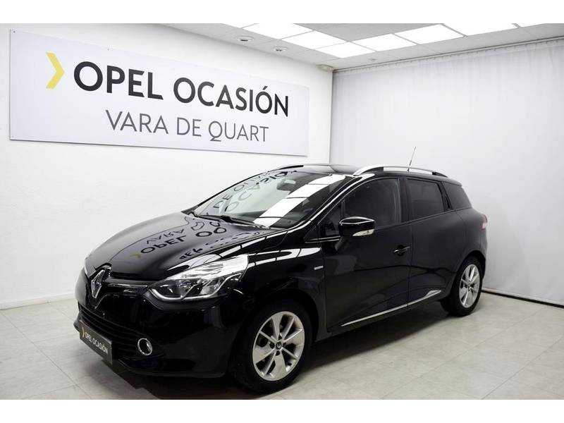 Renault Clio 1.2 16v 75 Euro 6 Limited