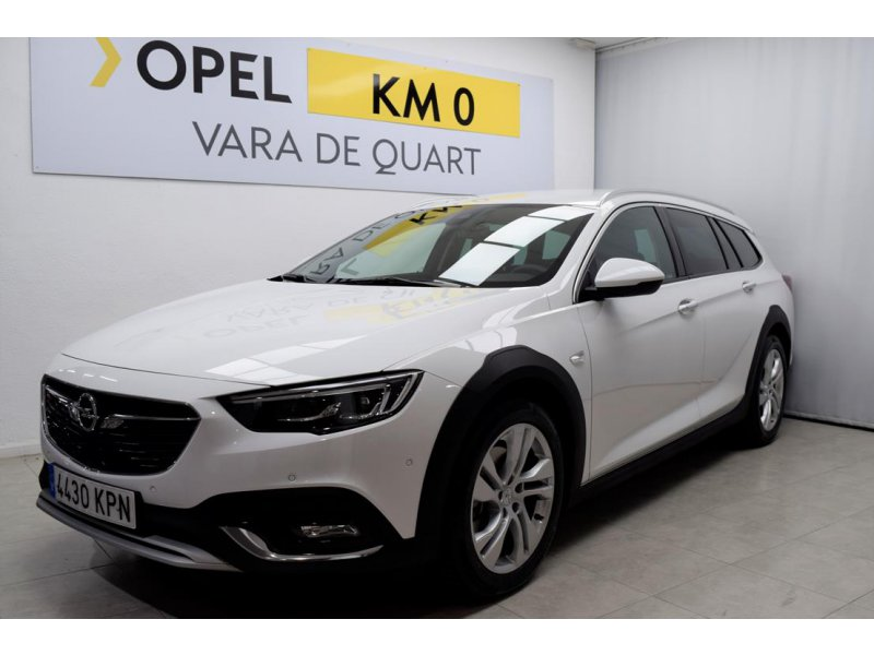 Opel Insignia CT 2.0 CDTi Turbo D 4x4 170CV Country Tourer