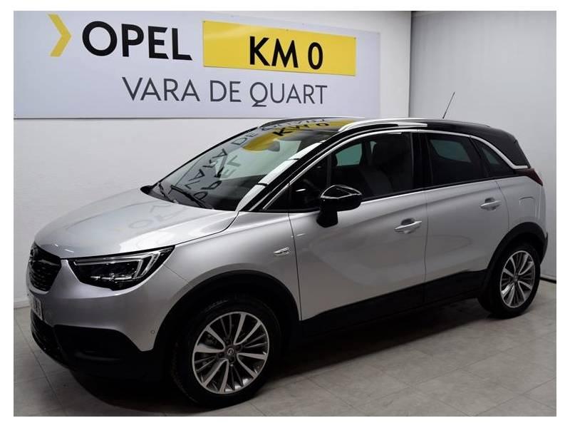 Opel Crossland X 1.2T AUTOMÁTICO (110CV) S/S 81kW Ultimate