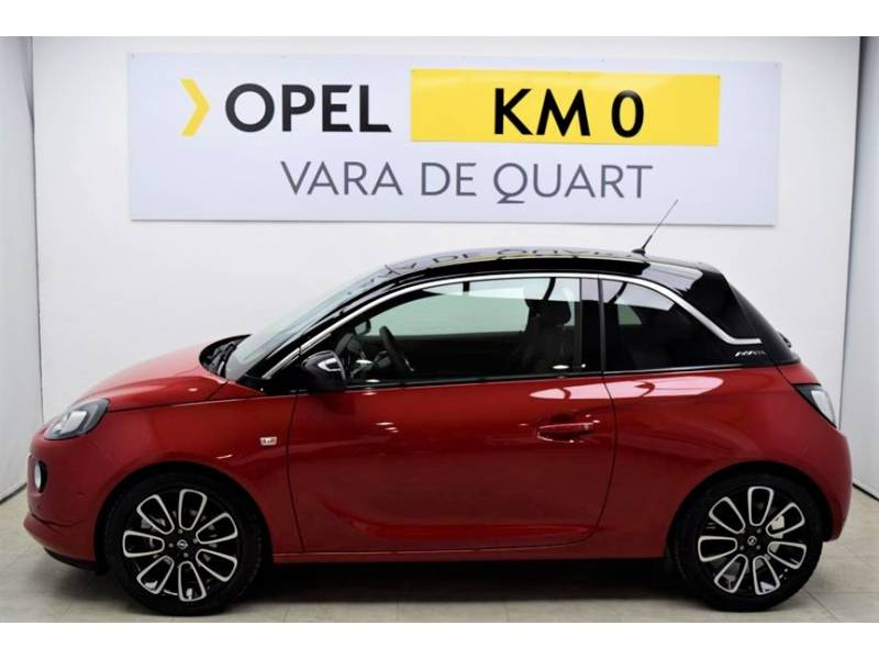 Opel Adam 1.4 XEL S/S 87CV GLAM UNLIMITED