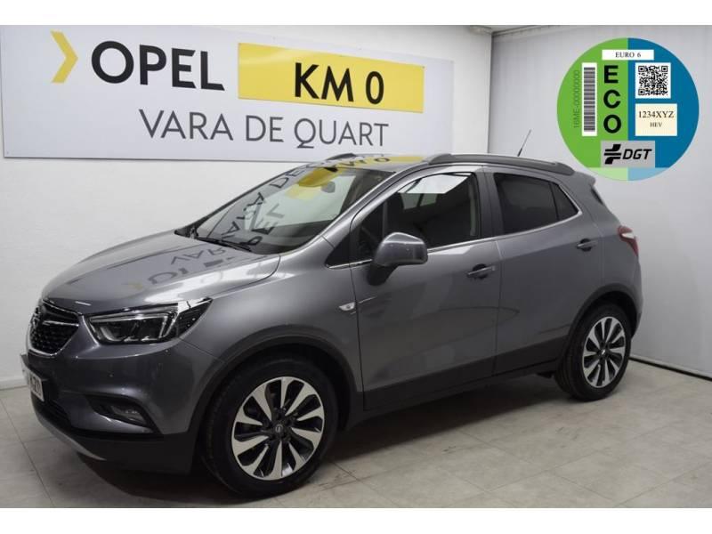 """Opel Mokka X 1.4 T 140CV """"GLP"""" 4X2 103kW Innovation"""