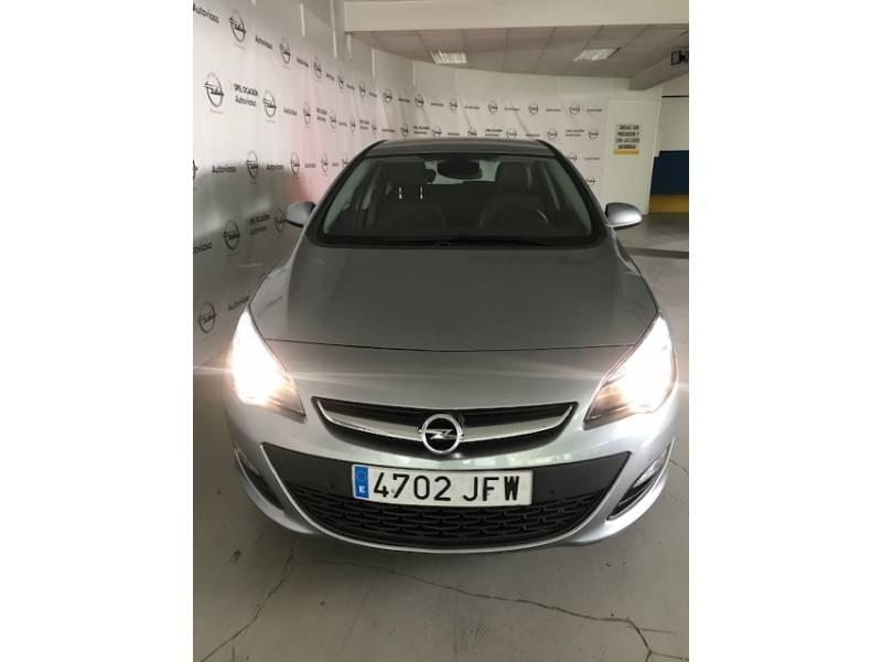 Opel Astra 2.0 CDTi S/S 165 CV   llanta 17 Selective