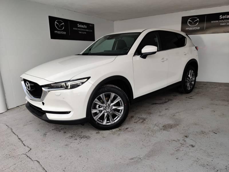 Mazda CX-5 2.2 D 110KW (150CV) AWD AT Zenith
