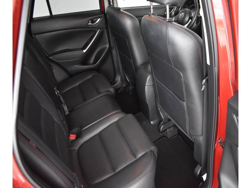 Mazda CX-5 2.0 GE 4WD AT Luxury+Prem.+SR (CN) Luxury + Premium + SunRoof