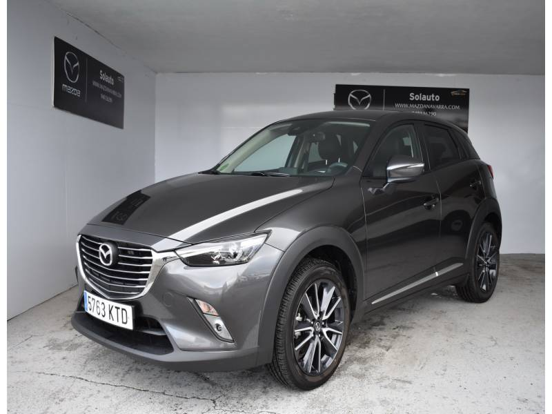 Mazda CX-3 1.5 D 105CV 6MT Luxury