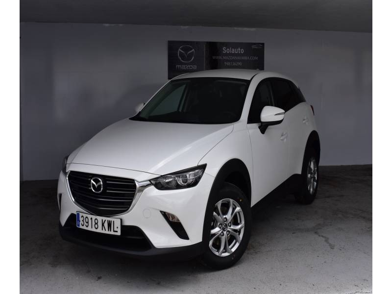 Mazda CX-3 Skyactiv-G  2.0 (121cv) 2WD Evolution