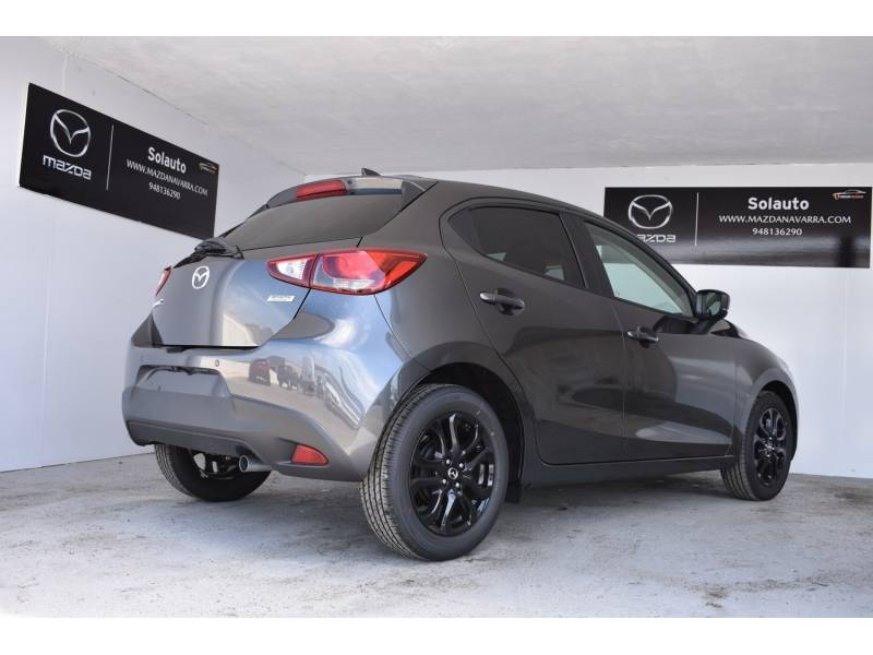 Mazda Mazda2 1.5 GE 66kW (90CV) Black Tech Edition