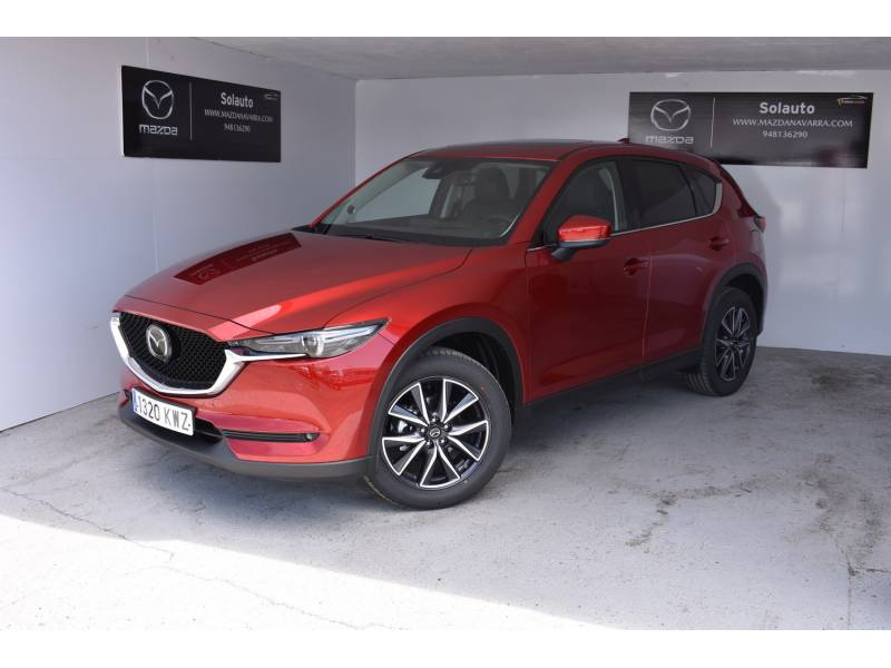 Mazda CX-5 2.5 G 143kW (194 CV) AWD AT Zenith ZENITH