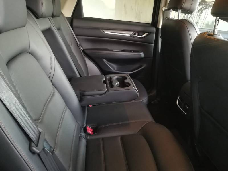 Mazda CX-5 2.2 D 110KW (150CV) 2WD 6MT ZENITH BLACK